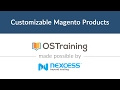 Magento 2 Beginner Class, Lesson #14: Customizable Magento Products