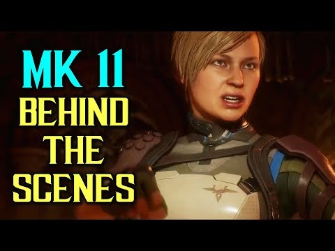 Mortal Kombat . Behind The Scenes. New Characters. Story Reveal. All Fatal Blows and Fatalities.