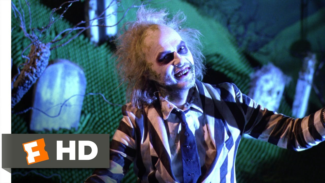 beetlejuice 89 movie clip 1988 hd youtube