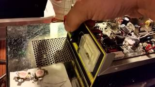 Texas Star Killer Bee DX 250 HDV Repair & Output