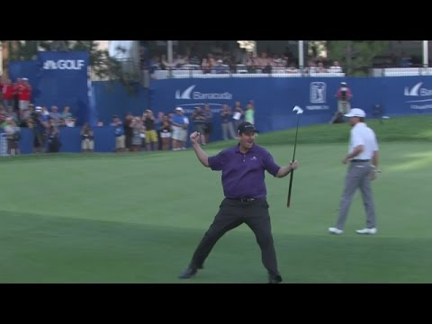 Highlights   J.J. Henry's clutch win at the Barracuda Championship