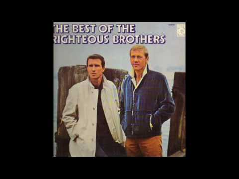 THE RIGHTEOUS BROTHERS - DROWN IN MY OWN TEARS- VINYL
