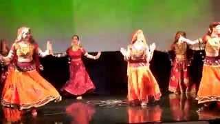 Rajasthani Folk Dance.MPG