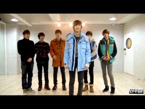 Boyfriend - I Yah (dance tutorial) DVhd