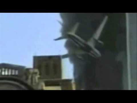 Flight 175 impact to WTC - YouTube