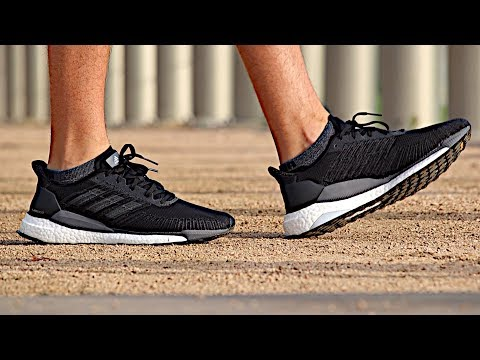 ADIDAS SolarBOOST 19 REVIEW: BOOST IS DEAD? - YouTube