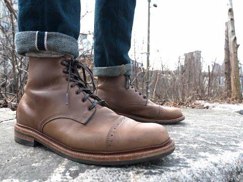 Review & Discount Code: Parkhurst's Sleek But Roomy Delaware Boot