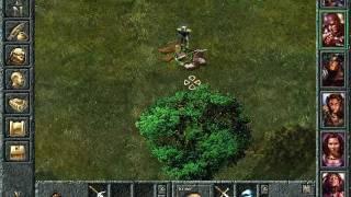 """Let's Play """"Baldur's Gate"""" Part 034 - Ogre Battle!"""