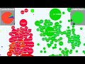 Agar.io - Playing with Fans