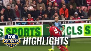 Middlesbrough vs. manchester city | 2016-17 fa cup highlights