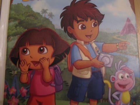 Dora The Explorer Where Is Baby Jaguar Read Aloud