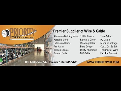 Temporary Lighting from Priority Wire & Cable