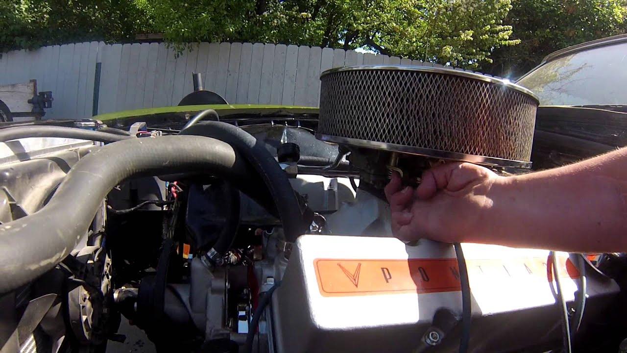 Shorty headers to long tube headers 69 Pontiac 2+2