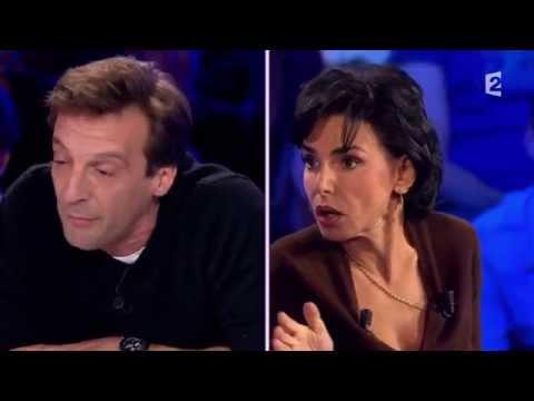 Vif échange entre Rachida Dati et Mathieu Kassovitz ONPC