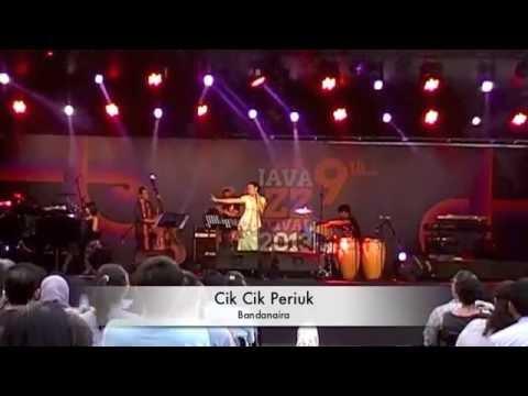 Burung Tantina & Cik Cik Periuk - Bandanaira (Java Jazz Festival 2013)