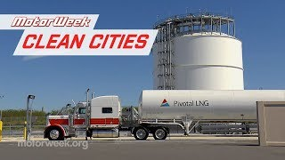 Clean Cities: Floria Maritime LNG