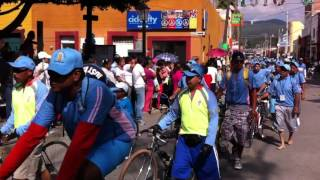 Ciclistas de Empalme Escobedo al Tepeyac 2015 (2da)