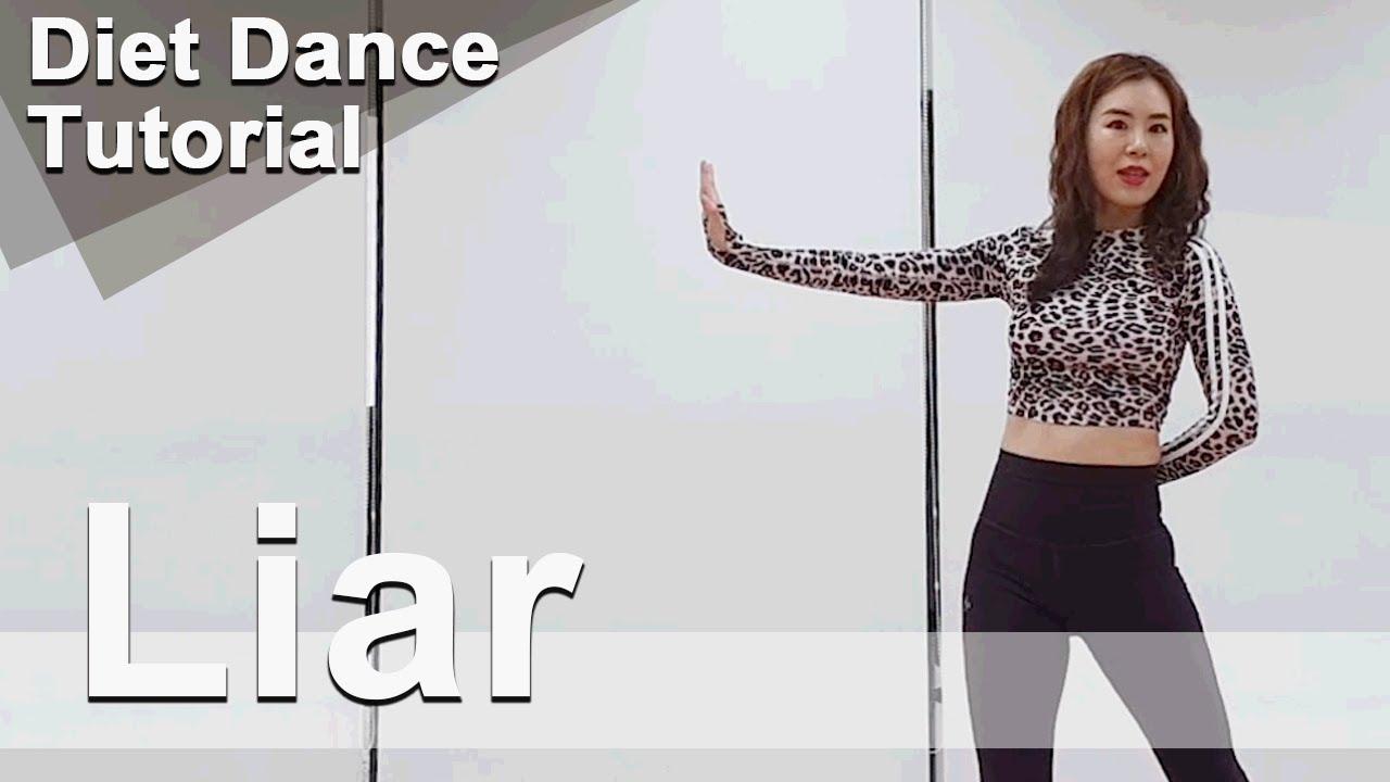 [Tutorial] Liar. Camila Cabello. Dance Workout. cardio. Choreo by Sunny. SunnyFunnyFitness. 다이어트.