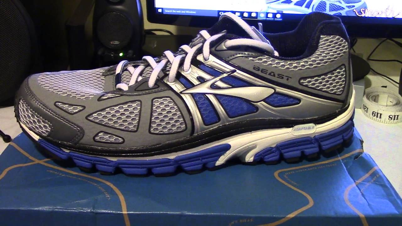 dc47d19ee779d My Brooks Beast 14 review - YouTube