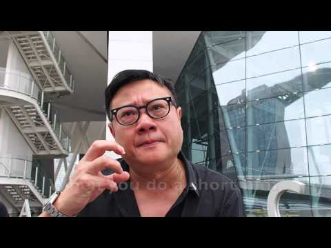 Eric Khoo Interview 1