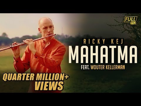 Ricky Kej - Mahatma - GRAMMY® WINNER - Winds of Samsara - Wouter Kellerman- Gandhi Tribute