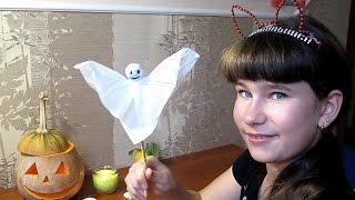 Фото Простые поделки Декор Комнаты Своими Руками из Бумаги Хэллоуин Привидения♥D Y♥Идеи рукоделия