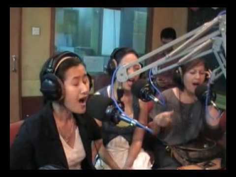 Be3 'Cinta Sampai Mati' @87,6 Hardrock FM. Oct 28 2009