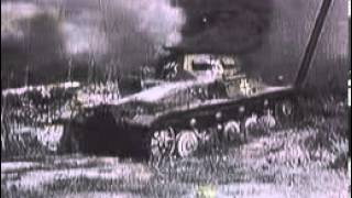 Из документального архива 1943 - вид из немецкого танка