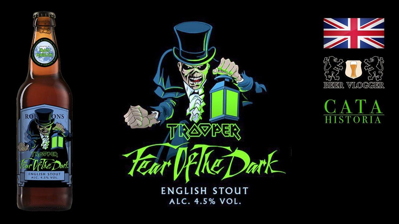 Cerveza IRON MAIDEN - FEAR OF THE DARK - Cata - HISTORIA