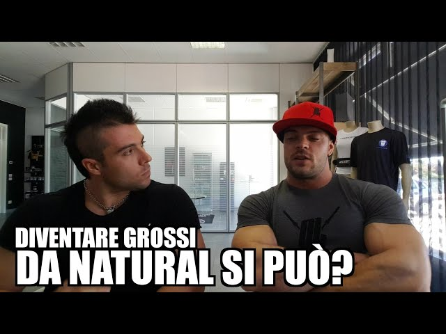 Il NATURAL BODYBUILDING esiste?