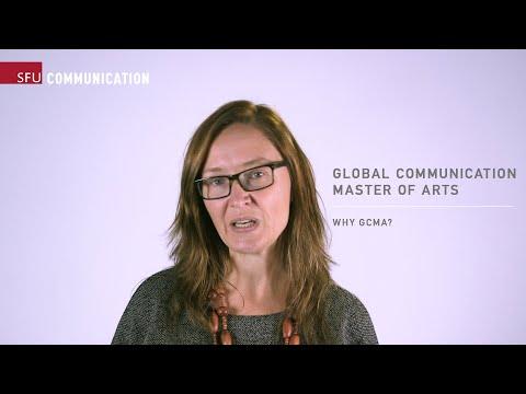 Why GCMA | Global Communication MA Program