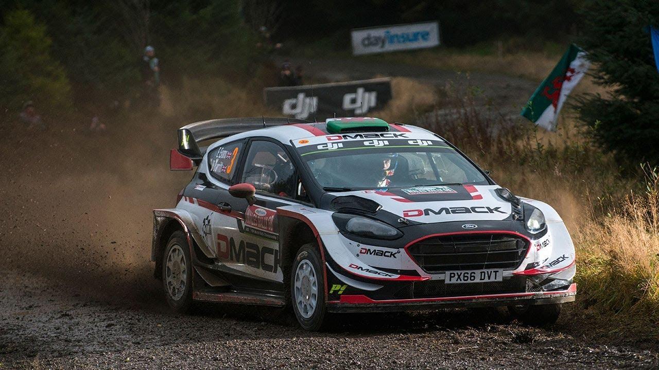 WRC世界ラリー選手権第12戦ラリ...