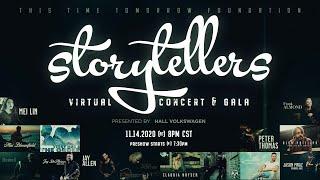 TTTF Storytellers Virtual Concert & Gala
