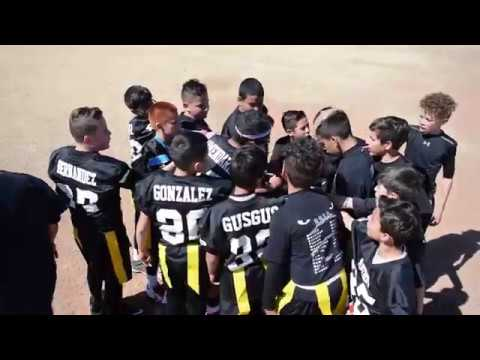 HIGHLIGHT VIDEO Flag Football Playoffs Eagles VS Panthers