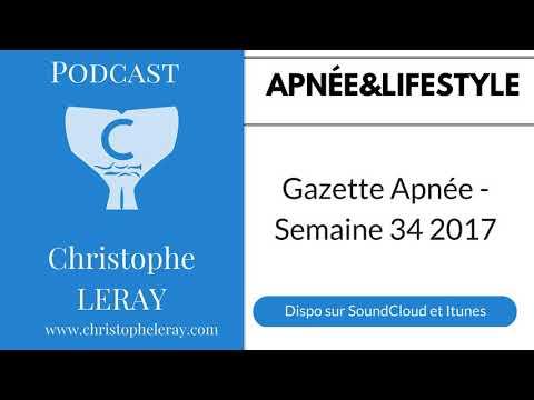 APNÉE ET LIFESTYLE - LA GAZETTE S34 2017