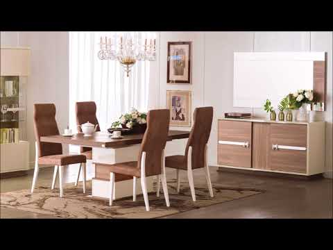 Modern Formal Dining Sets Available @ Z Furniture Alexandria Virginia