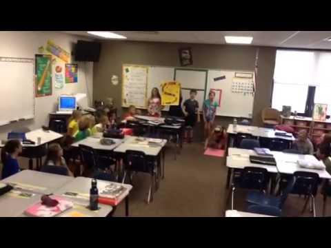 5th Grade Recess Respect