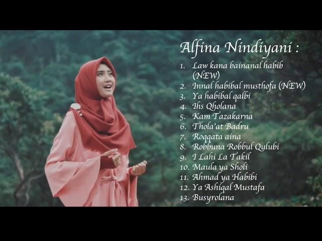 Alfina Nindiyani - KOMPILASI Sholawat