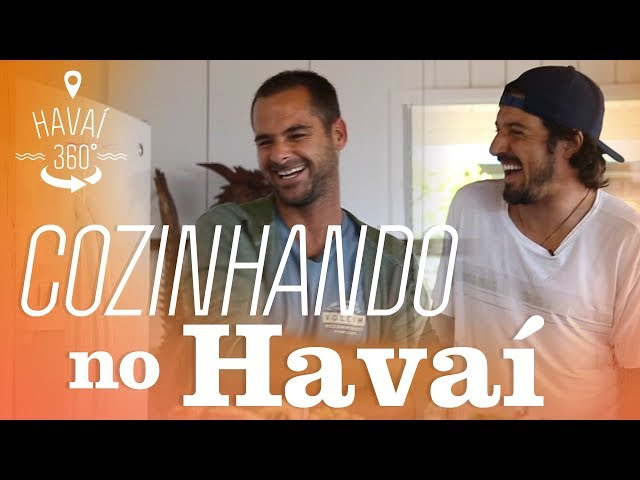 Receita Havaiana por Trekinho e Pastori  | Havaí 360º | Canal OFF