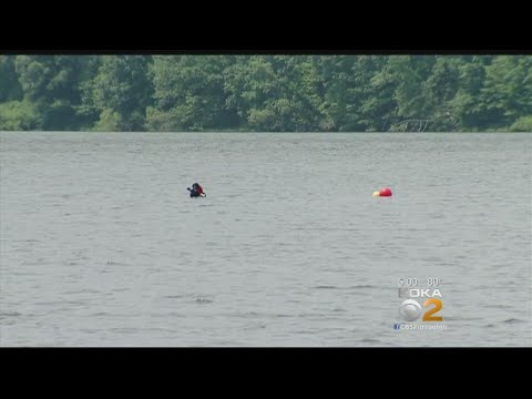Divers Searching Quemahoning Reservoir For Missing Paddleboarder