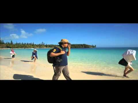 New Caledonia Fantastic Island