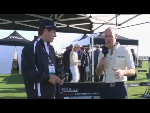 Adjusting A Titleist 913 Driver / Review, Features and Benefits / 2013 PGA Show Demo Day
