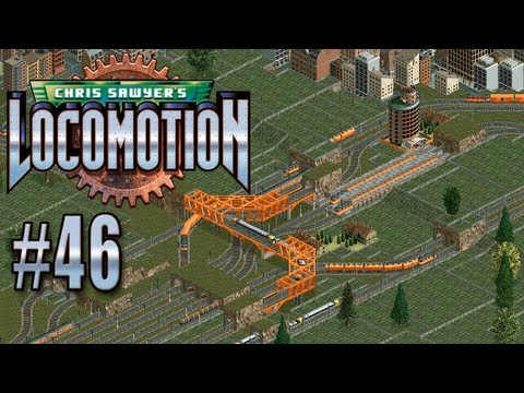 Let's Play Chris Sawyer's Locomotion - Ep. 46: NEW BOXCAR