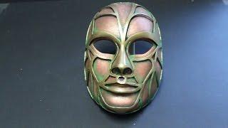 Steampunk Venetian Mask 2016