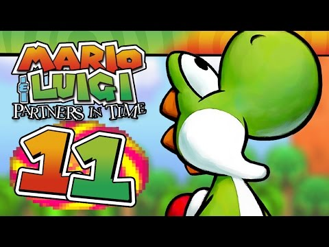 Mario And Luigi Partners In Time Yoshi S Island Music
