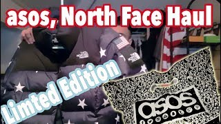asos, North Face x International Haul
