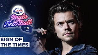 Download Harry Styles - Sign Of The Times (Live at Capital's Jingle Bell Ball 2019)   Capital