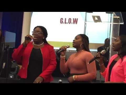 GLOW's cover of Praise Him in Advance