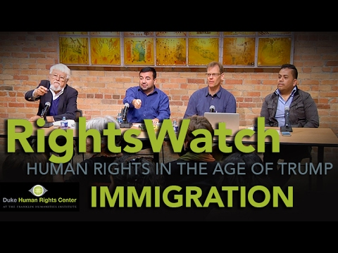 RightsWatch | Human Rights in the Age of Trump: IMMIGRATION