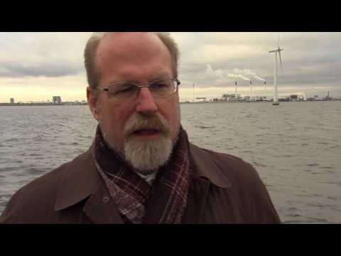 Copenhagen's Offshore Wind Farm Puts Water & Energy On Display